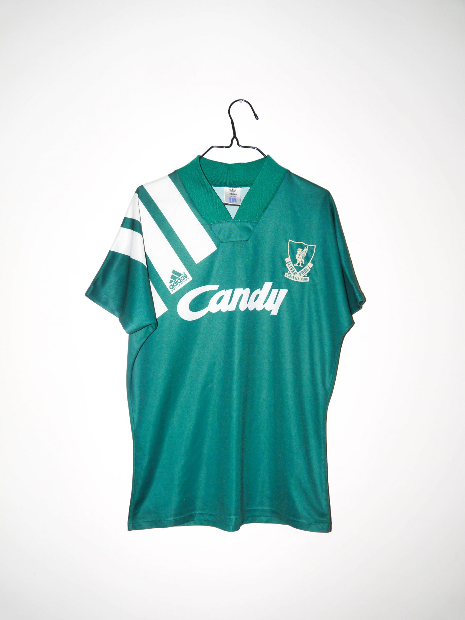 lowest price 8dcdf 6e4c4 Original 1991-92 Liverpool FC away jersey - S