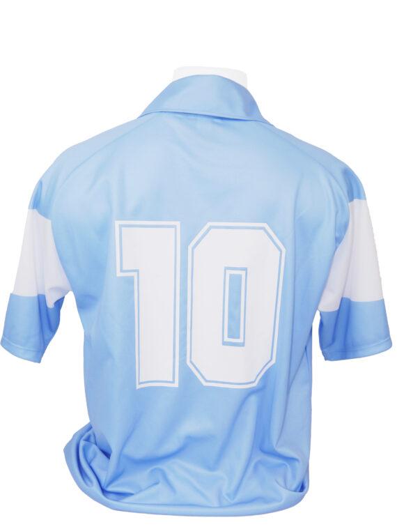 Napoli 1990 1991 home shirt Maradona